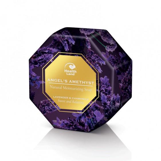 Angel's Amethyst Natural Moisturizing Soap