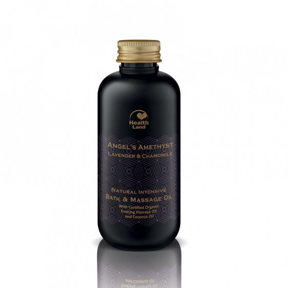 Angel's Amethyst Bath and Massage Oil