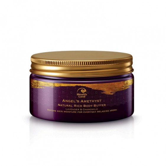 Angel's Amethyst Natural Rich Body Butter