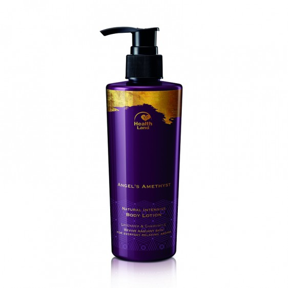 Angel's Amethyst Natural Intensive Body Lotion
