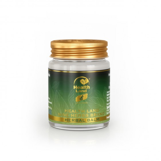HEALTH LAND NINE HERBS BRAND HERBAL BALM