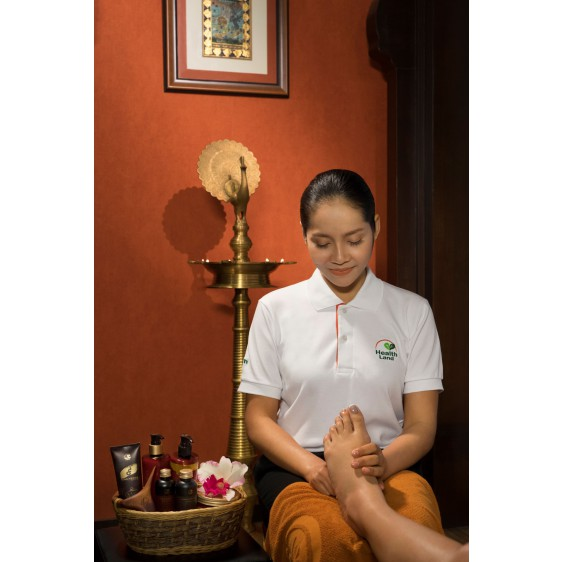 Foot Massage Gift Voucher