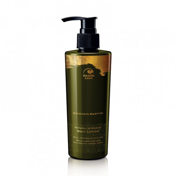 Mandarin Martini Natural Intensive Body Lotion