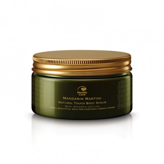 Mandarin Martini Natural Touch Body Scrub