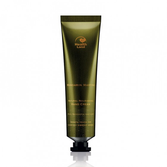 Mandarin Martini Natural Nourishing Hand Cream