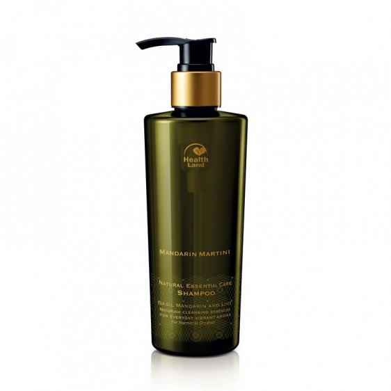 Mandarin Martini Natural Essential Care Shampoo