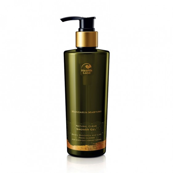 Mandarin Martini Natural Clear Shower Gel