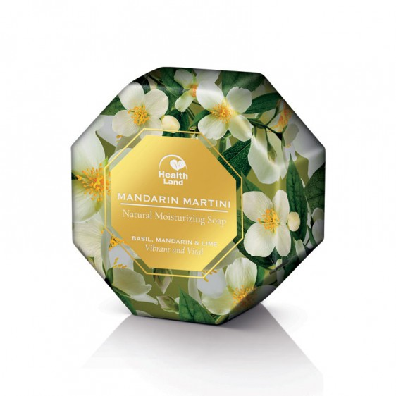 Mandarin Martini Natural Moisturizing Soap