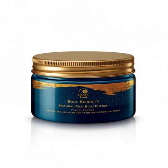 Soul Serenity Natural Rich Body Butter