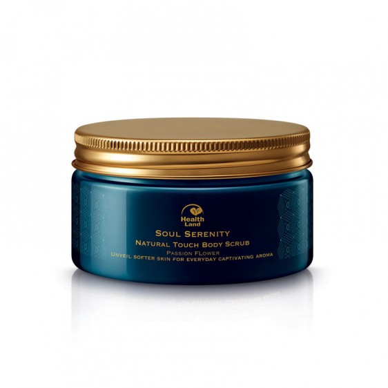 Soul Serenity Natural Touch Body Scrub