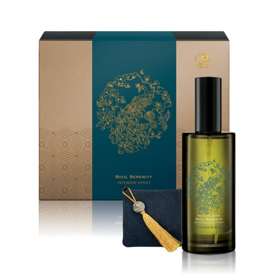 Soul Serenity Interior Room Spray and Aroma Sachet Set