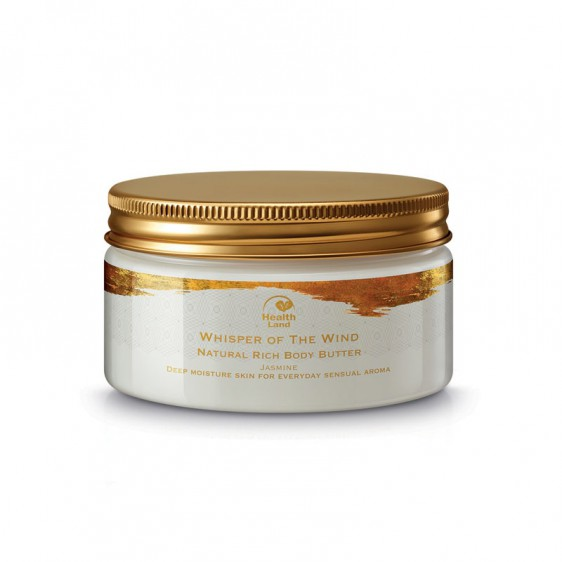 Whisper Of The Wind Natural Rich Body Butter