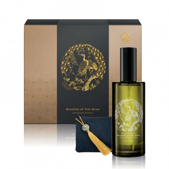 Whisper Of The Wind Interior Room Spray and Aroma Sachet Set