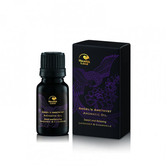 Angel's Amethyst Aromatic Oil