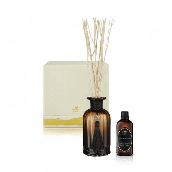 Whisper Of The Wind Aromatic Diffuser Set