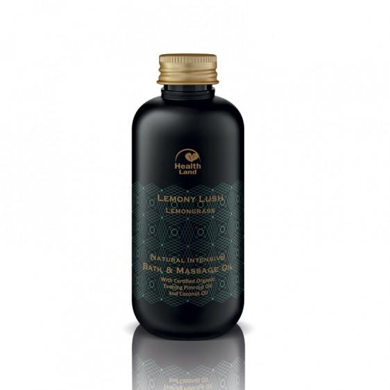 Lemony Lush Bath and Massage Oil