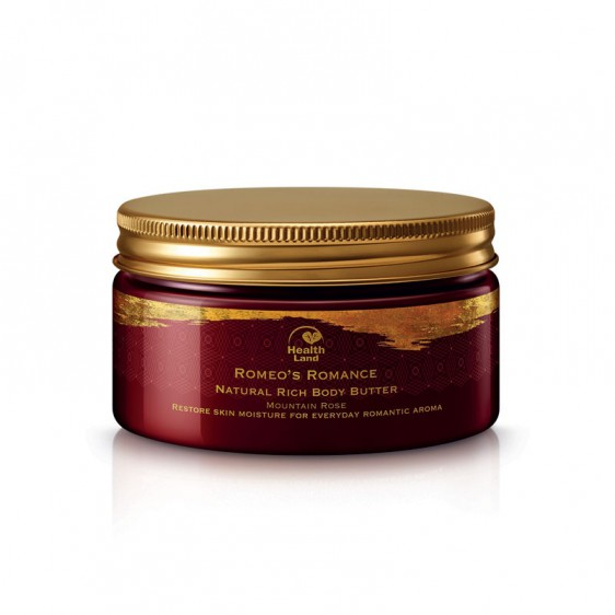 Romeo's Romance Natural Rich Body Butter