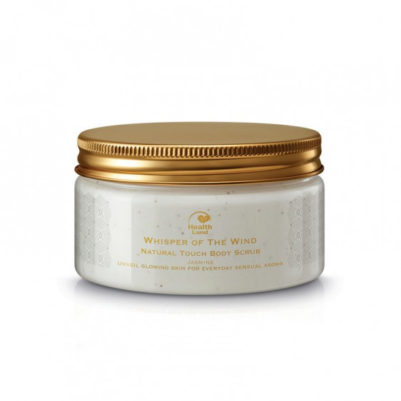 Whisper Of The Wind Natural Touch Body Scrub