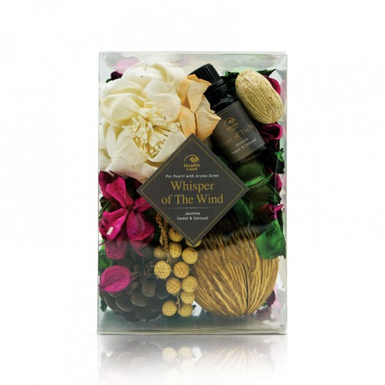Whisper of the wind Pot Pourri with Aroma Scent